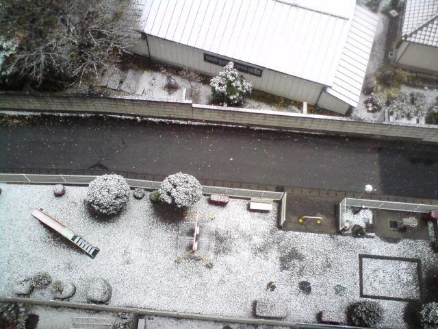 雪をください♪