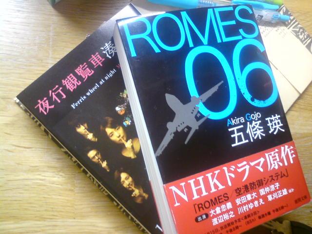 ROMESを読んでみました^^